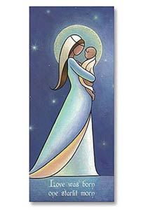Madonna Christymas cards | cards christmas advent gifts religious christmas cards religious ...