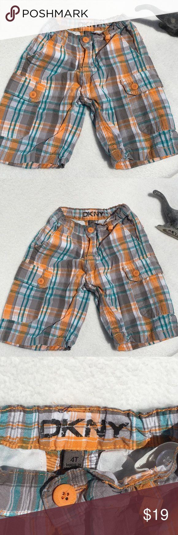 DKNY Boys Cargo Shorts DKNY Boys Cargo Shorts DKNY Bottoms Skorts