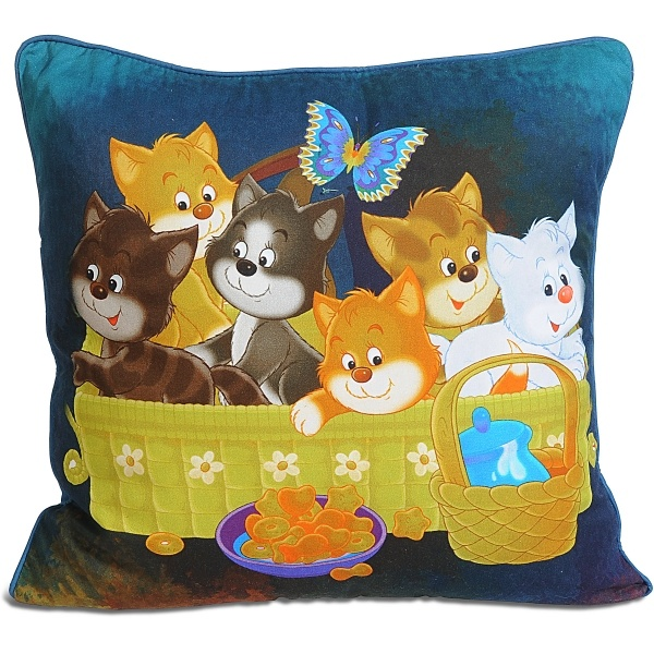 Fascinating Swayam Cushion Cover for kids.