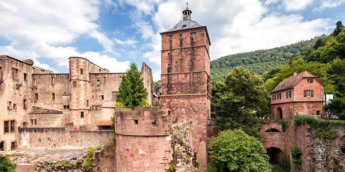 Χαϊδελβέργη: Παραμύθι στα γερμανικά κάστρα