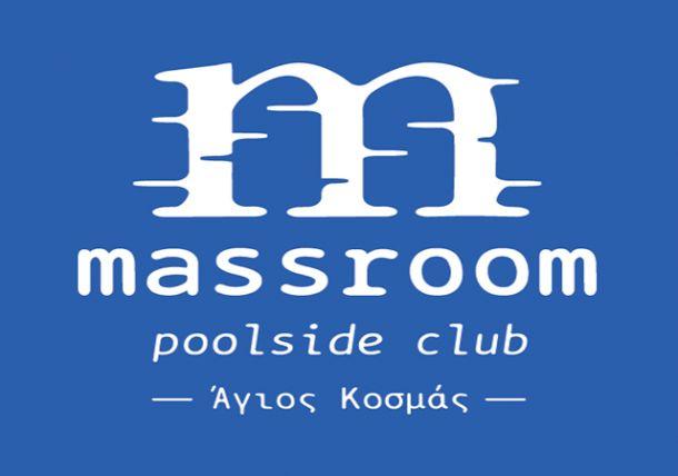 Το #massroom #poolside #club στον Αγ. Κοσμά μαζί σας κάθε Πέμπτη, Παρασκευή και Σάββατο με τα βραδινά party και κάθε Σαββατο & Κυριακή μεσημέρι με απίστευτα pool party! ★Τηλέφωνο Επικοινωνίας / Κρατήσεις: 6981219034 (cosmote) - 6958288452 (vodafone)