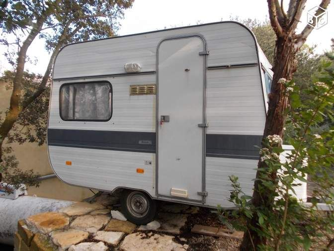 Caravane adria Caravaning Gard - leboncoin.fr