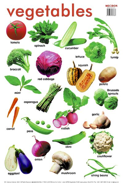 Vegetables List 43 best images about V...