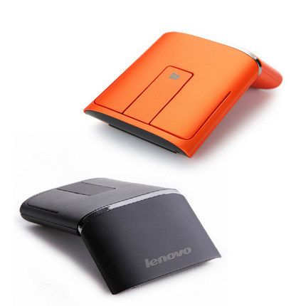 Brand New Lenovo N700 Wi-Fi 2.4GHz & Bluetooth 4.0 Dual Mode Mouse Laser Pointer in Two Color with 1 Year Warranty