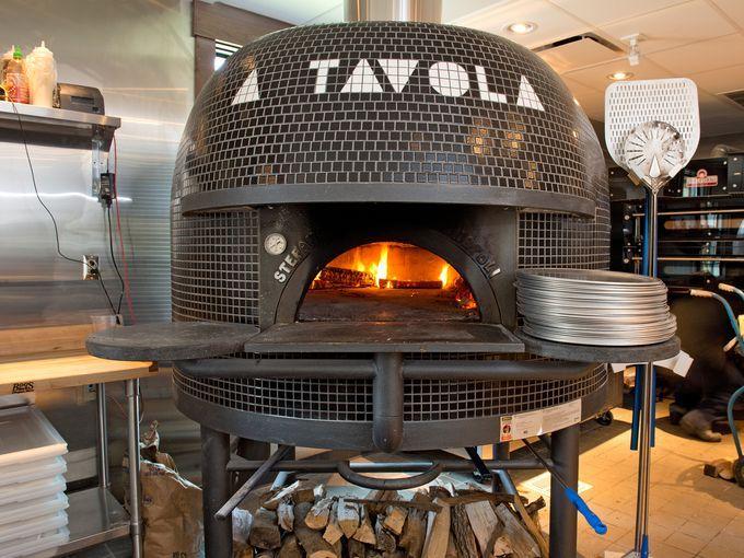 29 best pizza oven designs images on pinterest oven for Pizza restaurants