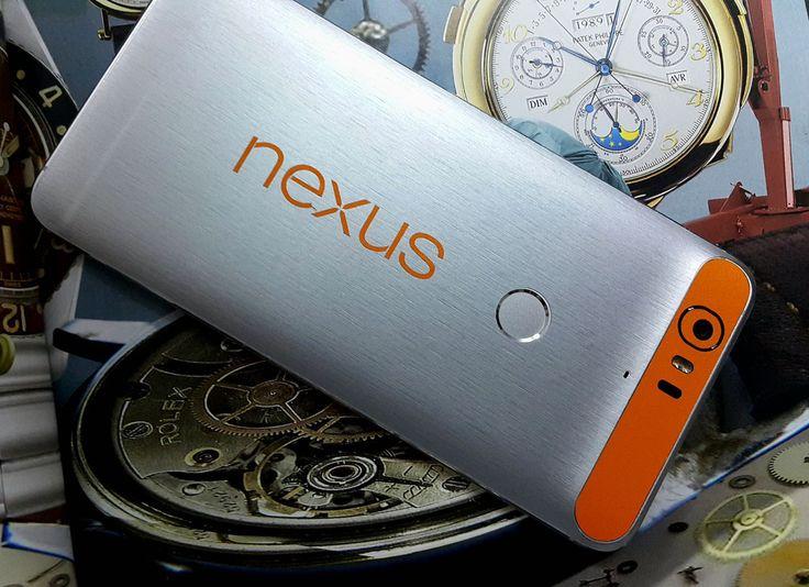 Folii Carbon 3M  Huawei NEXUS 6P