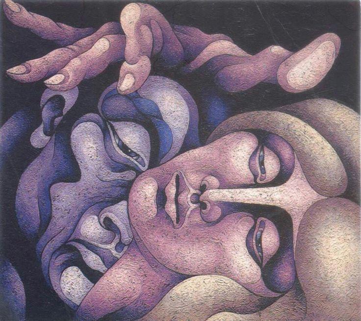 Ricardo Carpani, pintor argentono