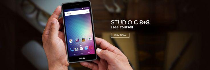 Blu Studio C 8+8 , Cam 8mp + Cam 8mp Android 6.0 Libre Gtia - $ 3.599,00 en Mercado Libre