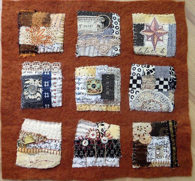 text on textiles: Passport by Jane la Fazio