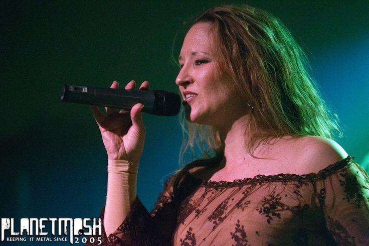 Edenbridge at the Robin 2, Bilston - 16th February 2014 - PlanetMosh