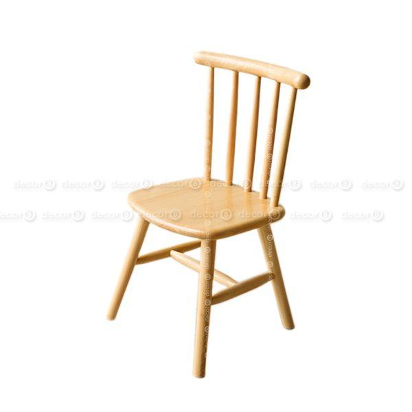 Decor8 Modern Furniture Hong Kong - Modern Kids Furniture - Charlie Solid Wood Kids Chair