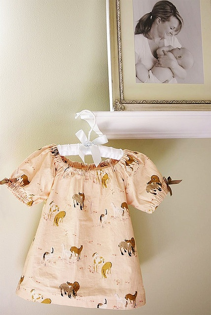 To Do: buy a horse, buy adorable horse clothes for my little future children. So cute!
