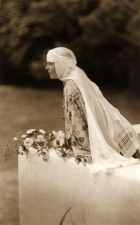 The beautiful Queen of Romania