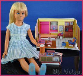 Skipper S Toys World In Miniature Vintage Skipper And Her Mini