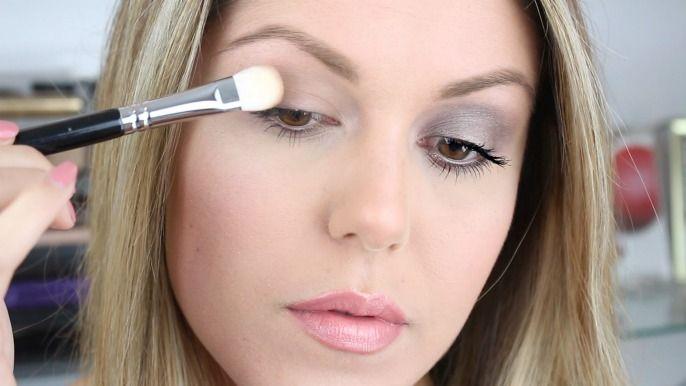 How to: Één kleur oogschaduw aanbrengen