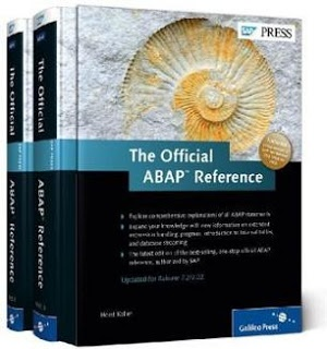 ABAP Reference: The standard reference	http://sapcrmerp.blogspot.com/2013/04/abap-reference-standard-reference.html