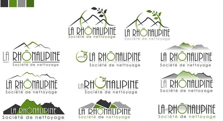 Création logotype - proposition maquette