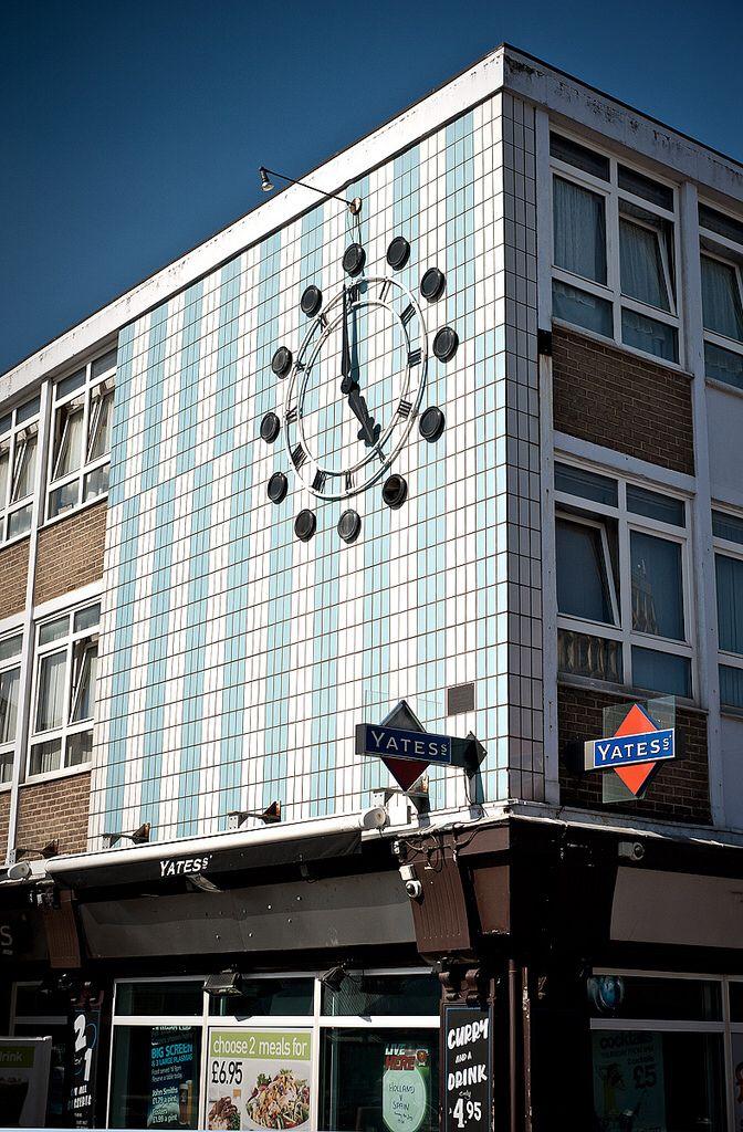 Harlow Town Clock 2010