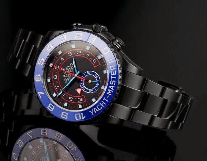 ROLEX PRO HUNTER YACHT - MASTER II WATCH.  #Rolex #prohunter #luxury #watches