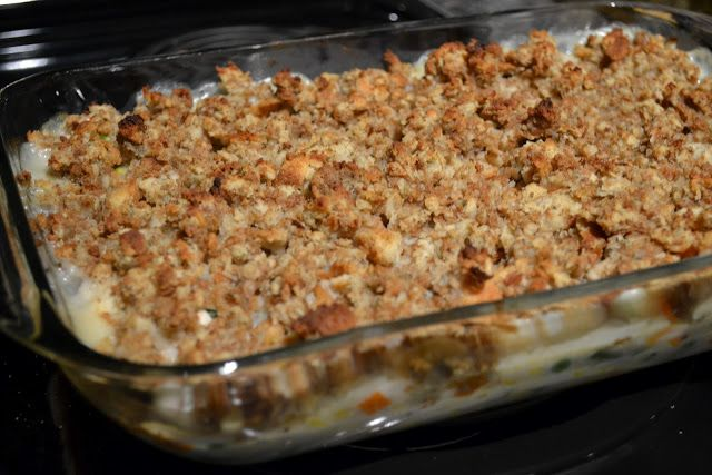 Country Chicken Casserole | Food | Pinterest