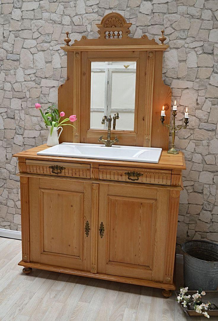 82 besten badezimmer bilder auf pinterest badezimmer badm bel landhaus und g ste wc. Black Bedroom Furniture Sets. Home Design Ideas