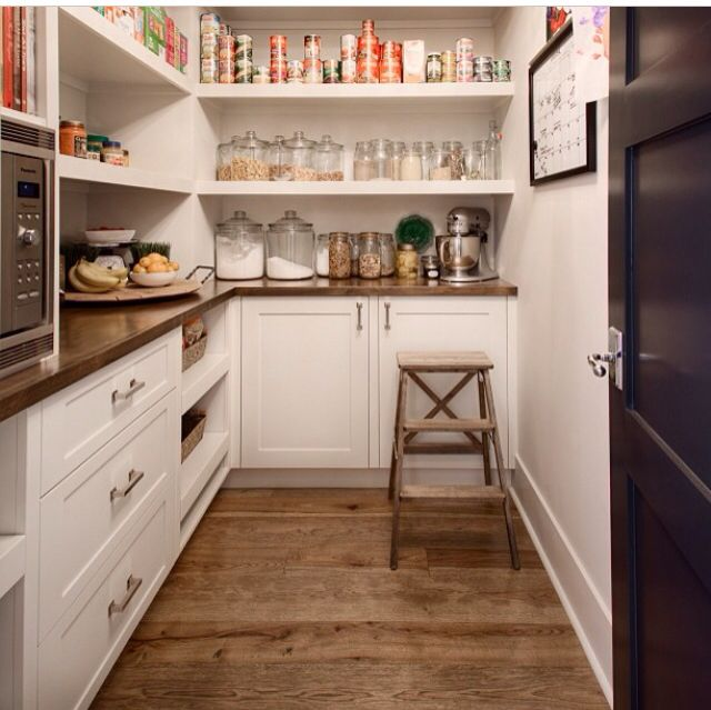 Wow your own walk in store -pantry LOVE IT / LOVE IT