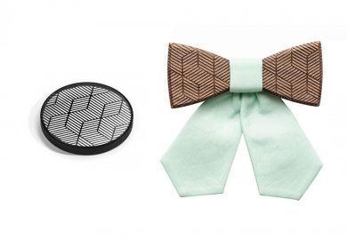 Træ-accessories sæt Denique & Vespa af BeWooden | BeWooden Danmark
