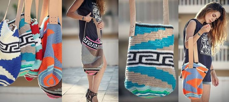 ''Neemah_Coureloū'' handmade bracelets and bags. | Living Postcards - The new face of Greece