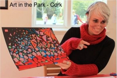 Art in the Park, The Lord Mayor's Pavilion, Fitzgerald Park, Cork City