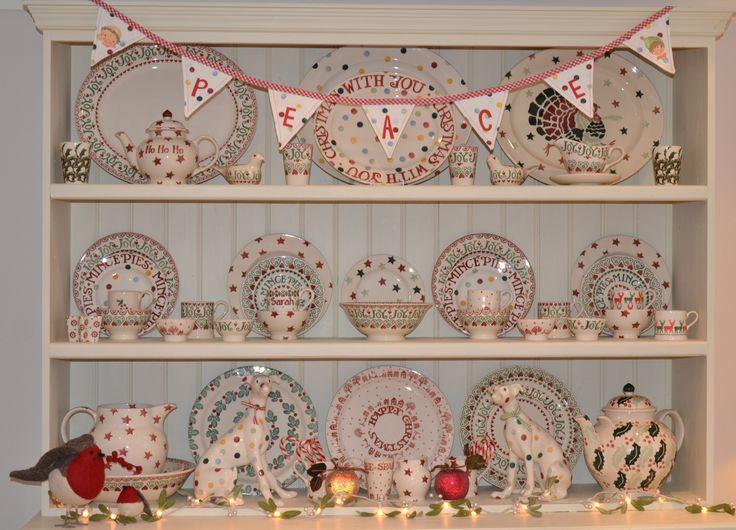 Christmas Dresser 2014