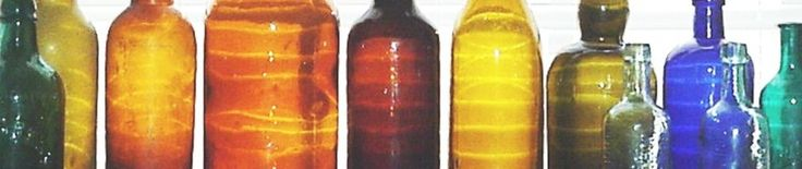 Great page for bottle marks and some history on each manufacturer Mason jars, Ball, Depression Glass, Owen-illinois Glass company, Hazel- Atlas. Star Glassworks,FHGW (Frederick Heitz Glass Works) bottles