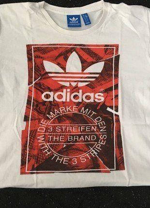 À vendre sur #vintedfrance ! http://www.vinted.fr/mode-hommes/tee-shirts/36166802-tee-shirt-adidas-original-vintage-s