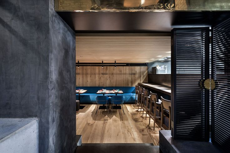 Ресторан современной китайской кухни BAO