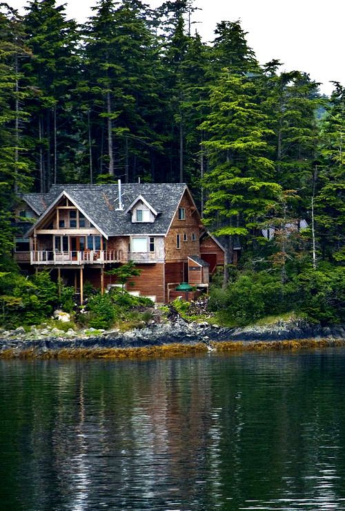 My Dream House! When I Get Rich And Have Multiple Homes. Such A Dream To  Live In The Mountains On A Lake! Like A Dream Old Houses Shingle