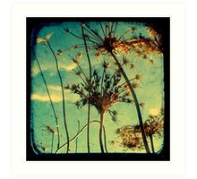 Head in the Clouds - TTV Art Print