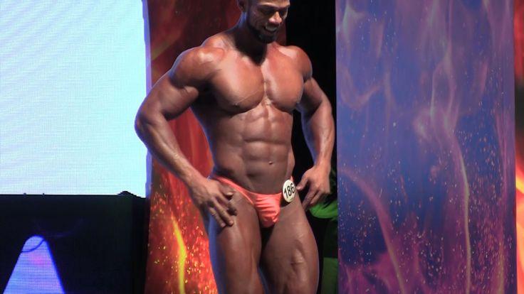 Mr Olympia Amateur Asia 2016 - Jeffrey Nungay (Philippines)