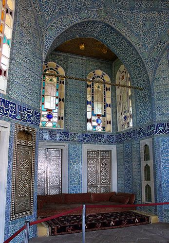 Istanbul: Topkapı Palace (Baghdad Kiosk)