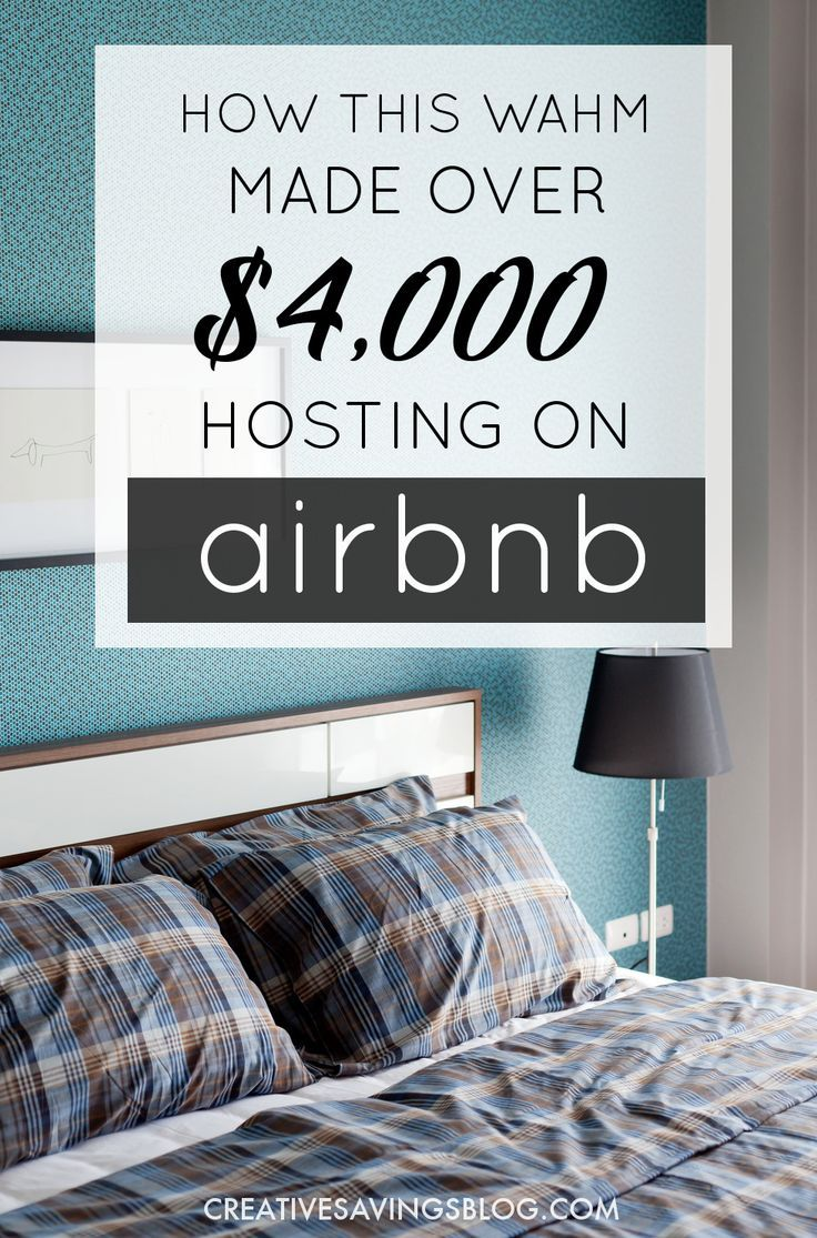 If you enjoy meeting new friends from around the world, you are going to love Airbnb! Learn top hosting secrets from a pro Airbnb user, including how she made over $4,000 her first year. Believe me when I say this is not as creepy as it sounds -- you can earn a real side income just by providing a place to stay!