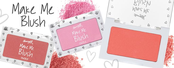 Barry M - Make Me Blush Powder Blusher out of stock