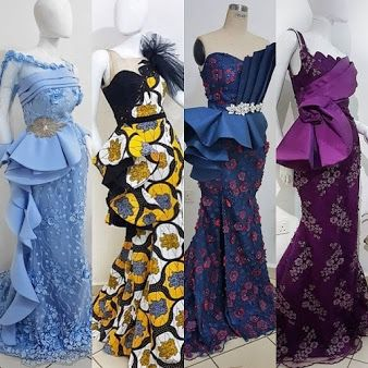 Latest Ankara styles 2018: Ankara Tops, Gowns, Jumpsuits, Jackets, Kimono And Others for Ankara Slayers