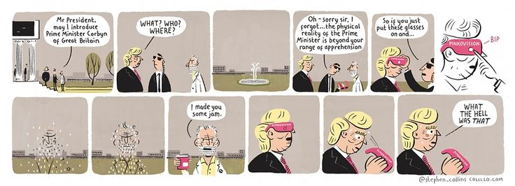 Stephen Collins' Guardian cartoon