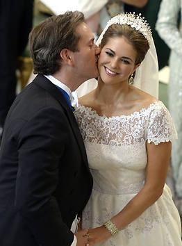Wedding of Princess Madeleine
