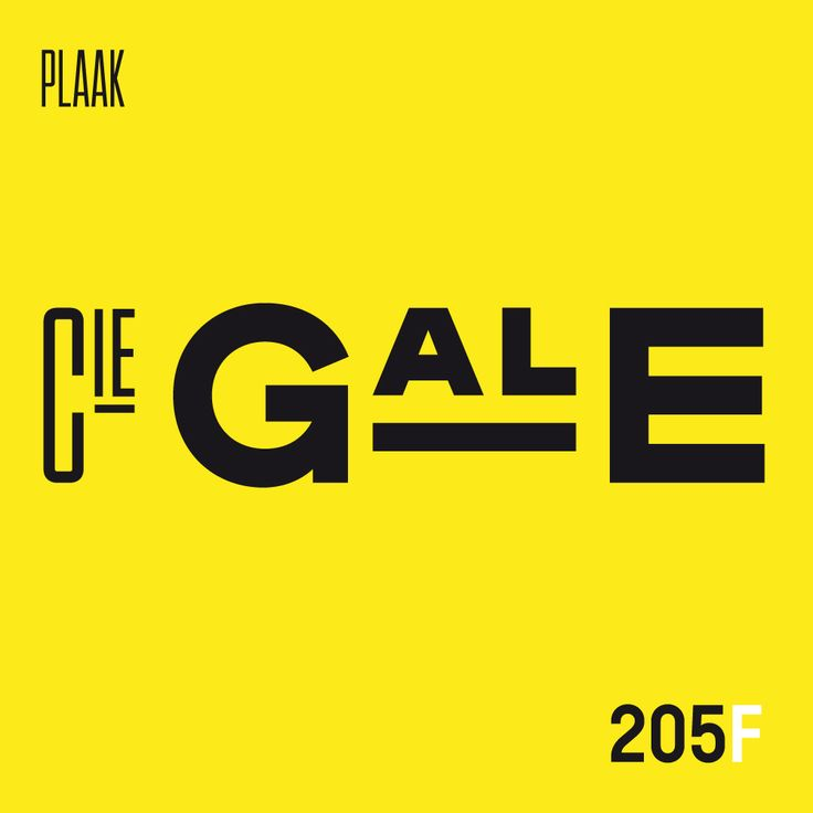 Plaak. Font created by Damien Gautier. Plaak is inspired by french street plates. 24 cuts from ultra condensed to bold extended. #205 #205F #typo #typography #typeface #font #display http://www.editions205.fr/plaak_article_f.html