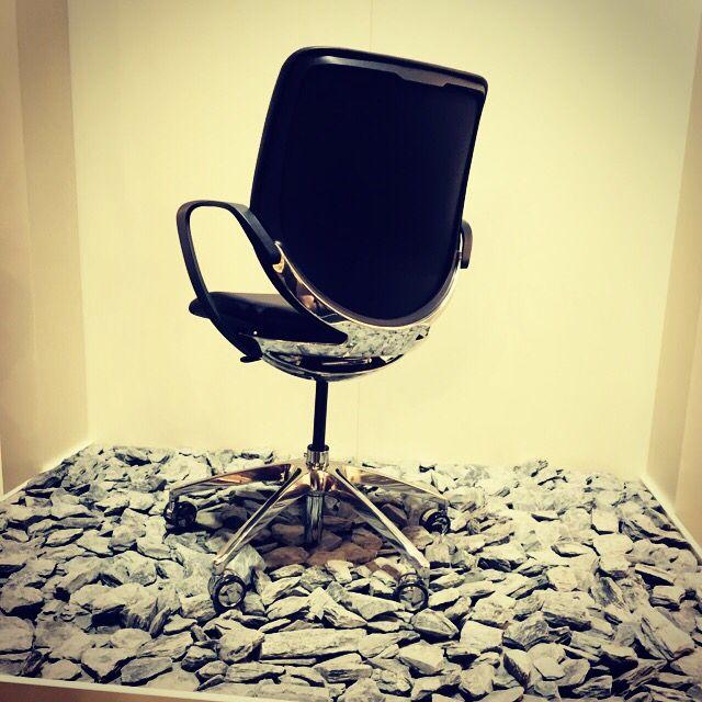 De nieuwe bureaustoel 313 van Giroflex