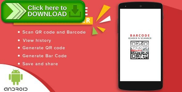 [ThemeForest]Free nulled download Android - QR/BAR CODE SCANNER AND BUILDER from http://zippyfile.download/f.php?id=38195 Tags: ecommerce, barcode android app, barcode app, barcode generator app, barcode history saver app, barcode scan, barcode scanner app, qr android app, QR App, qr code android app, qr code app for android, qr code history saver app, QR Code Scan, qr code scanner app, qr scan, qr scanner app for android