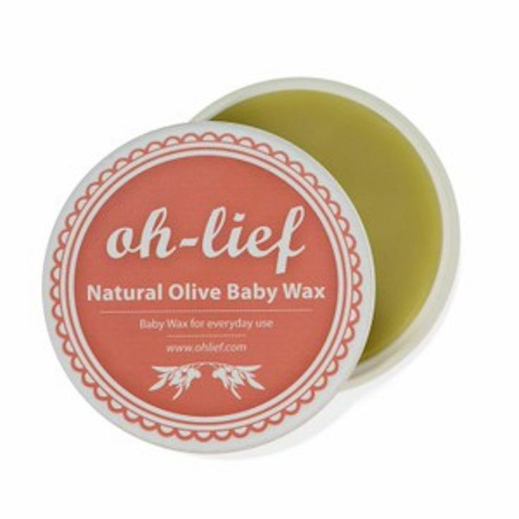 Natural Olive Baby Wax - Cosmetics - Baby Belle