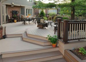 Inspirational Waterproof Balcony Deck