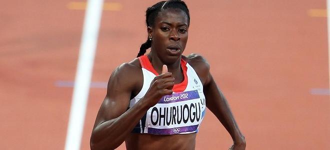Ohuruogu thrills crowd with 400m silver | Team GB