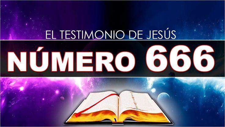 ¿Que significa el numero 666? ¿Quién es el Anti-Cristo? ¡Revelado! [Pr. ...
