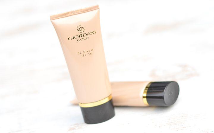 Oriflame Giordani Gold CC Cream - Make Me Blush